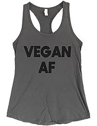 Women's Vegan AF Tank Top