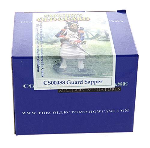 Collectors Showcase Guard Sapper CS00488 - Napoleon's Old Guard Collection