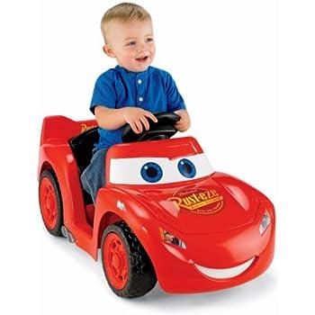 Power Wheels Disney/Pixar Cars Lil8217; Lightning McQueen
