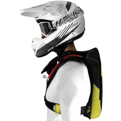 Leatt H2 Harness Non-HHF Hydration System - Black/Yellow / One Size