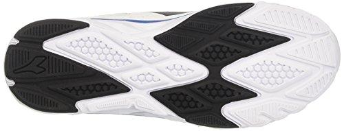 Bianco Running Scarpa Diadora Da nero 7 Per bianco Hawk azzurro Uomo 40C7fxq