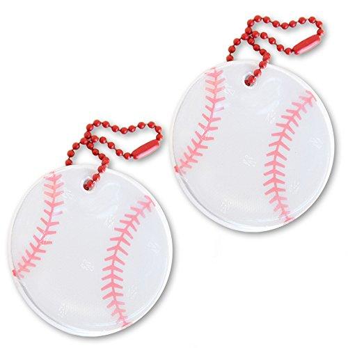 (funflector Safety Reflector - Baseball -)