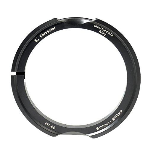 CHROSZIEL C-411-60 Step Down Ring 130mm to 110mm for Clamp-On Sunshades - Ring Chrosziel Step Down
