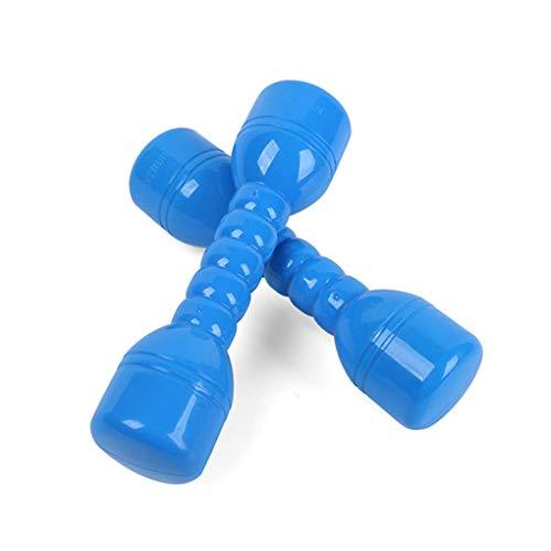 1 Pair Women Fitness Workout Dumbbell Girl Children Kids Home Gym Yoga Exercise Dumbbells