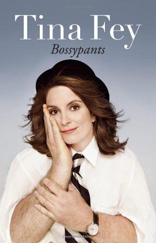 """""""Bossypants"""" av Tina Fey"""