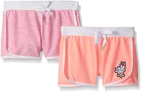 Limited Too Big Girls' 2 Pack Dolphin Shorts