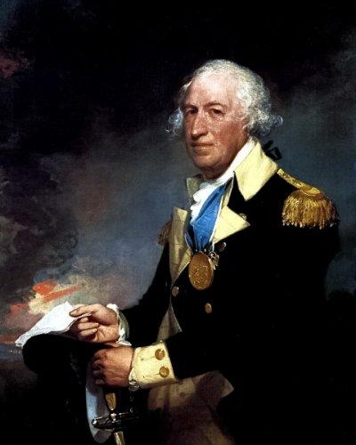New 8x10 Photo: Revolutionary War General Horatio Gates