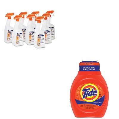 KITPAG03259CTPAG13875 - Value Kit - Procter amp; Gamble Professional Acti-lift Laundry Detergent (Gamble Fabric Refresher)
