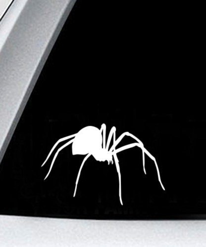 Spider Vinyl - Spider - Vinyl Decal - Car Phone Helmet - SELECT SIZE