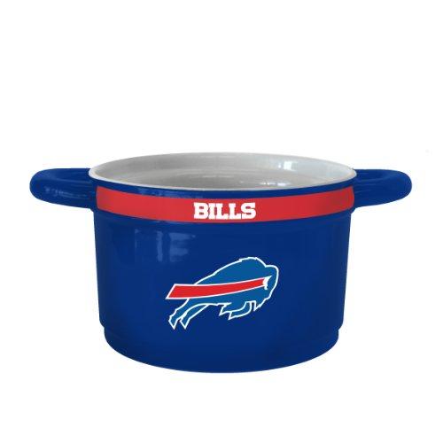 NFL Buffalo Bills Sculpted Gametime Bowl, (Gametime Buffalo)