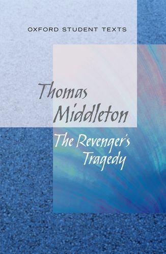 Book cover for The Revenger's Tragedy