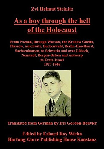 Download As a boy through the hell of the Holocaust PDF