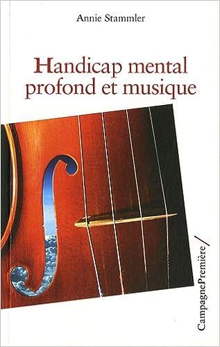 En ligne Handicap mental profond et musique pdf ebook