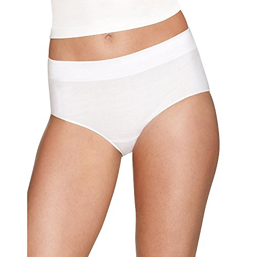 Hanes X-Temp Constant Comfort Women's Modern Brief Panties 4-Pack