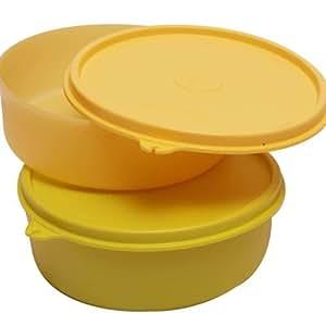 Tupperware grandes de Handy Bowls (Set de 2)