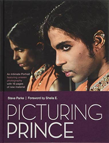 PICTURING PRINCE sees the late icon's former art director, STEVE PARKE, revealing stunning intimate photographs of the singer from his time working at Paisley Park. At least half of the images in the book are exclusively published here for the first ...