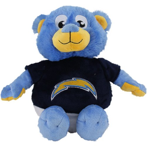 Fabrique Innovations NFL Reverse-A-Pal Toy, San Diego Chargers ()