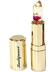 Kailijumei Lipstick Authentic and Magical Color Changing in Gold Casing, Red
