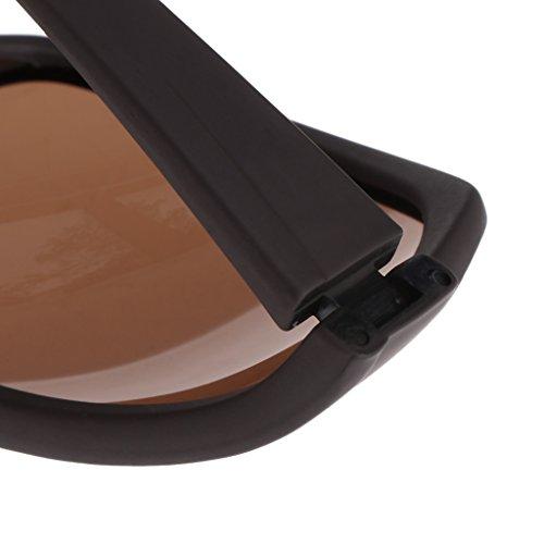 Lunettes Noir de de protection lunettes soleil homme UV400 de nbsp;pour cyclisme air Loegrie 1 en polarisées Pêche plein nbsp;paire sport qH6wPWxE7