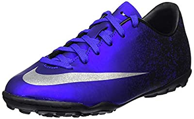 Nike Youth MercurialX Victory V Ronaldo Turf Shoes