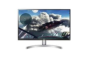 "LG 27UL600-W 27"" 4K UHD HDR400 FreeSync IPS Monitor"