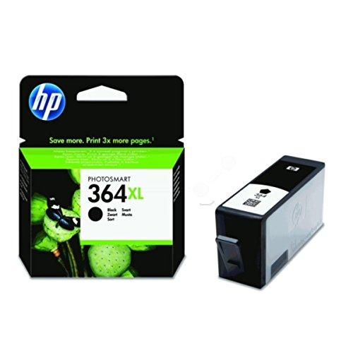 HP - Hewlett Packard PhotoSmart 7520 e All-in-One (364XL / CN 684 EE#301) - original - Inkcartridge black - 550 Pages