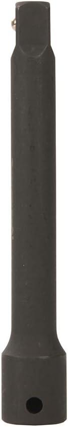 1//2 Zoll 150 mm Silverline 734735 Steckschl/üssel-Verl/ängerung f/ür Schlagschrauber