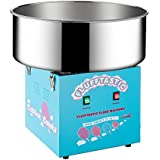 Great Northern Popcorn Company 6310 Flufftastic Table Top Electric Cotton Candy Machine/Floss Maker, Light Blue