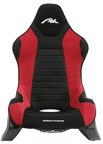 Incredible Amazon Com Ak Designs Ak 100 Rocker Gaming Chair Red Skin Gmtry Best Dining Table And Chair Ideas Images Gmtryco