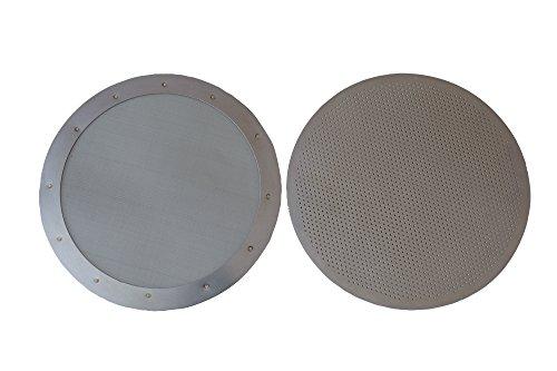 replacement aeropress filter cap - 4