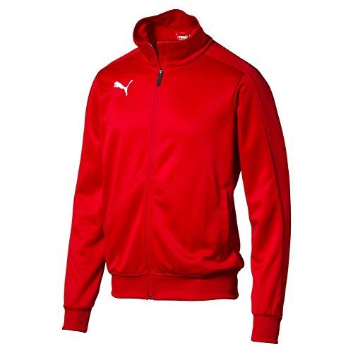 Liga Tracktop Homme Casuals puma Rosso Bianco Veste Puma qBU7xwPdq