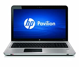 HP Pavilion dv7-4280us 17.3-Inch Notebook (2.6 GHz Intel Core i5-480M Processor, 6GB DDR3, 750GB HDD, Windows 7 Home Premium) Silver