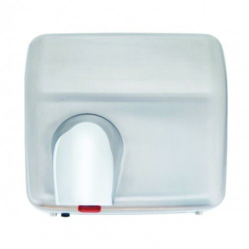 Brushed Janitorial Express GD037-SS Hand Dryer 2300 W Stainless Steel