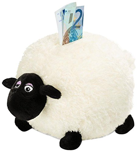 Shaun Shaun the Sheep Shirley Money Bank (piggy bank) sheep (japan import) by Nici