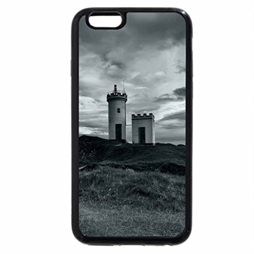 iPhone 6S / iPhone 6 Case (Black) lovely lighthouse overlook