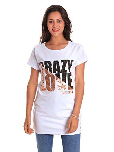 Bianco T Jeans Donna shirt Gaudi 811bd64088 84FqZx