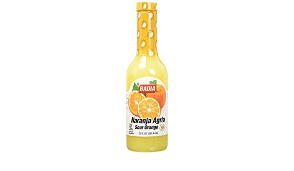 Amazon.com : Badia Spices Naranja Agria Marinade, Bitter Orange, 20 oz : Grocery & Gourmet Food