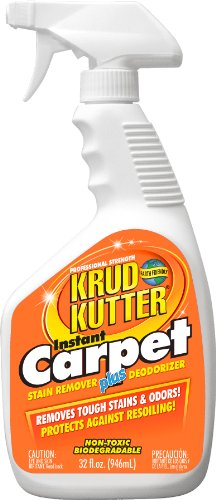 Price comparison product image KRUD KUTTER CR32 / 6 Carpet Cleaner / Stain Remover,  32-Ounce
