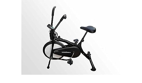 Air Bike Orbit, Bicicleta Elíptica + Bicicleta estática KooLooK 2-EN-1: Amazon.es: Deportes y aire libre