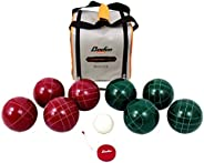 Baden Champions Bocce Ball Set – Official Size 107mm & Official Weight 920g with Carry Case and Measuring