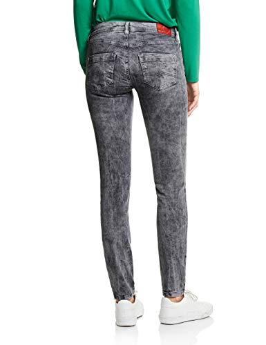 Para Vaqueros light Mujer Slim Gris 11692 Randon Bleach One Street Grey qw7UxOt5C