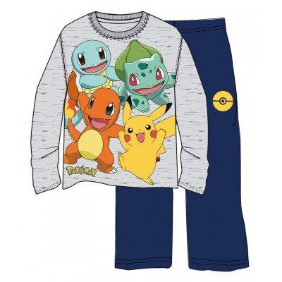 Pijama-infantil-Pokmon