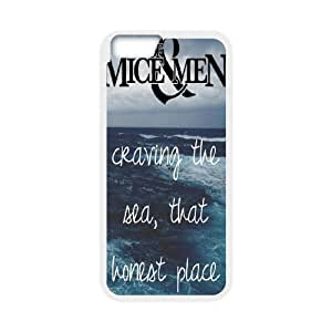 DIY Printed Of Mice and Men cover case For iPhone 6,6S 4.7 Inch BM4599862