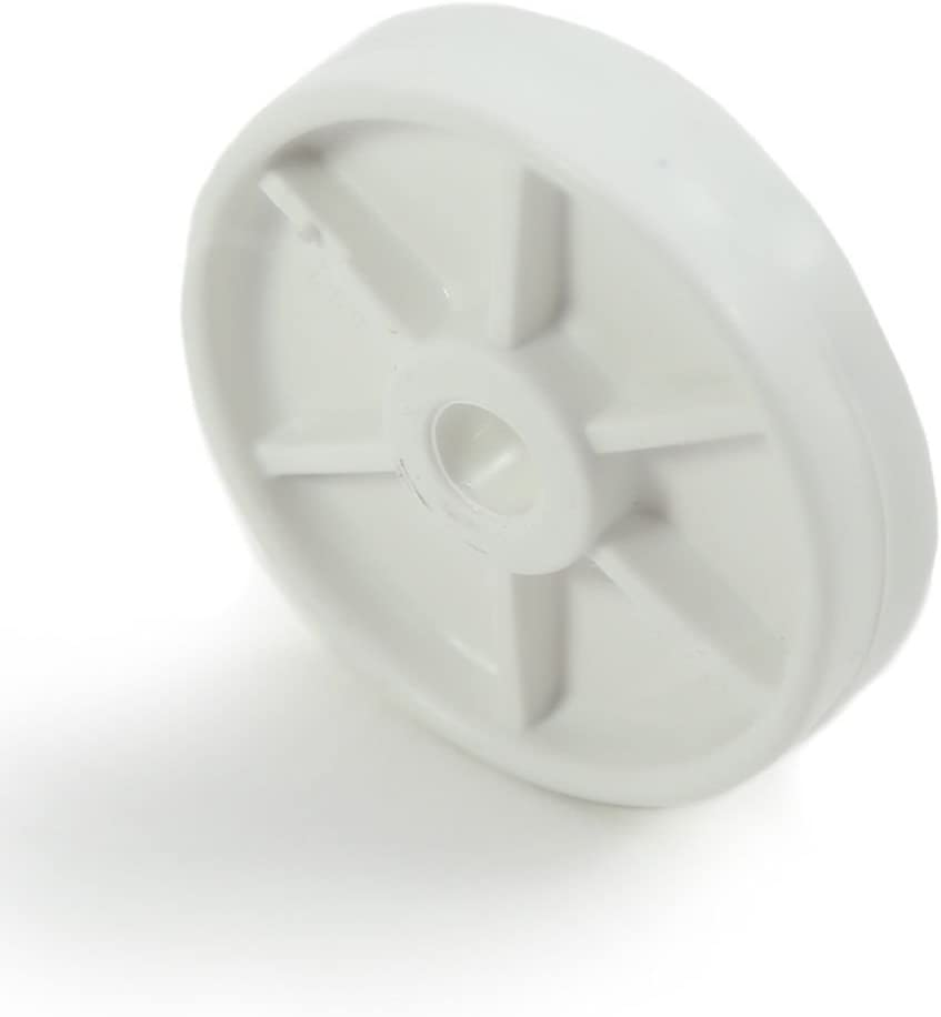 Whirlpool W8268977 Dishwasher Transport Wheel Genuine Original Equipment Manufacturer (OEM) Part