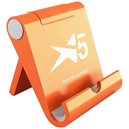 Image of Activbody A5MSTAND Activ5 Mobile Stand, Orange