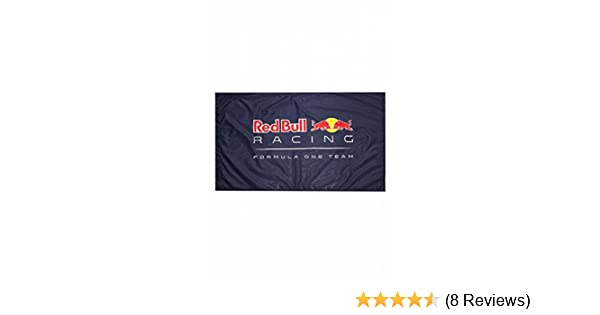 Amazon.com : Red Bull Racing Formula 1 Team Blue Fan Flag : Sports & Outdoors