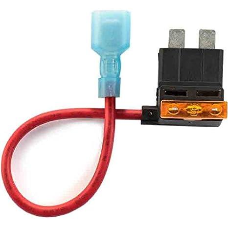 PerformancePackage directo cable detector de radar fusebox añadir un circuito cuchilla estándar - Kit: Amazon.es: Electrónica
