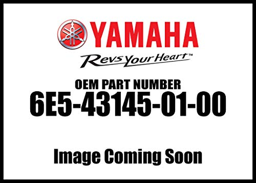 (Yamaha 6E5-43145-01-00 Cap, Clamp Bracket; 6E5431450100 Made by Yamaha)