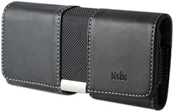Funda universal Ksix horizontal tie smartphone 130x68x13mm negro ...