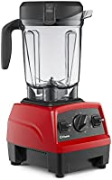 Vitamix Explorian Blender, Professional-Grade, 64 oz. Low-Profile Container, Red (Renewed)